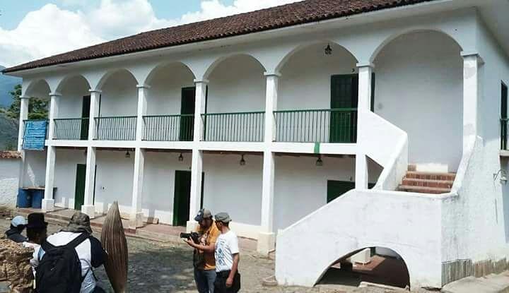 Yungas: Inauguran emprendimiento turístico en la ex Hacienda de Goni