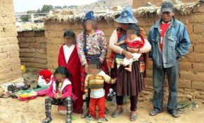 Así vive la familia de Florencia, la menor que falleció por desnutrición en Llallagua