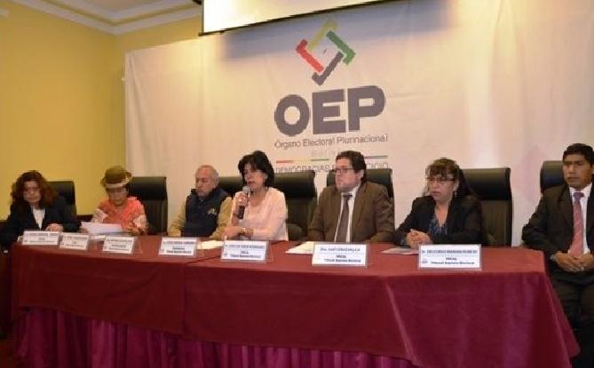 TSE habilita a los 96 candidatos preseleccionados por la ALP para las elecciones judiciales