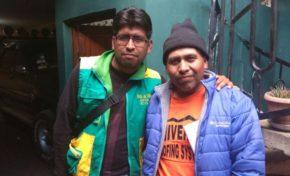 Liberan a periodista Mamani tras 93 horas de detención
