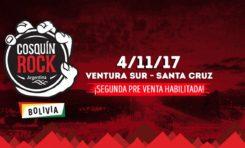 Cosquín Rock Bolivia amplía preventa de entradas
