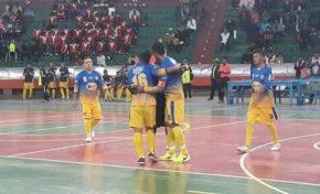 Wolf Sport clasifica a la semifinal de la Liga Nacional de Fútbol de Salón
