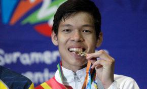 Mercado gana la primera medalla de oro para Bolivia en los Juegos de la Juventud
