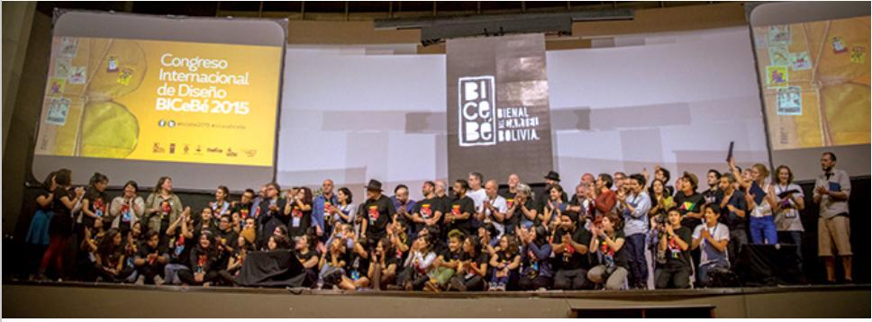 Se viene la Bienal del Cartel Bolivia con diversidad de actividades