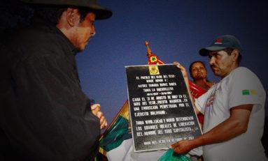Por la conservación de la Ruta del Che, contra la hidroeléctrica de Rositas