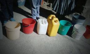 Vecinos en Potosí sienten la escasez de agua