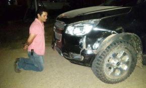 Ex secretario de medio ambiente de la gobernación del Beni arrestado con 2 kilos de droga