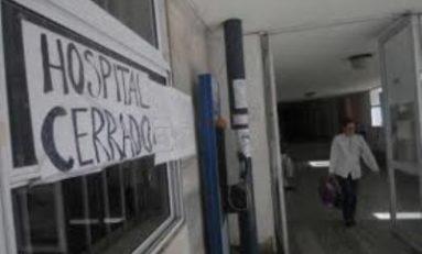 Paro indefinido de los trabajadores del Hospital del Niño de Santa Cruz afecta a más de 600 infantes