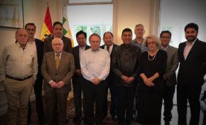 Equipos jurídicos nacional e internacional concluyen con éxito trabajo en La Haya y perfilan alegatos orales