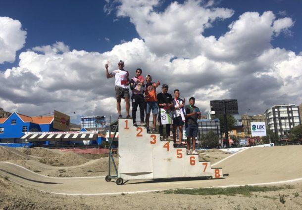Quintanilla se consagra bicampeón nacional