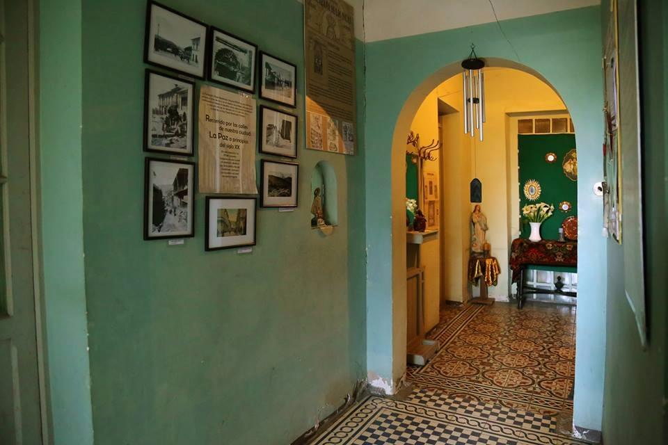 La casa de las Flaviadas fue declarada patrimonio paceño