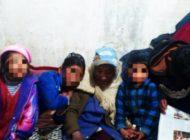 Abuelita de 95 años, que sobrevive lavando ropa, clama por ayuda para sus cuatro nietos