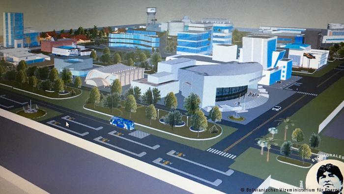 Gobierno prevé que el Centro Nuclear de Investigación opere entre 2021 y 2022