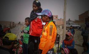 Ciclismo Copa Bolivia: Pedalearon hasta dejar su último aliento en la carretera