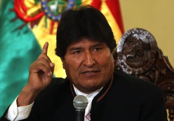 Octubre Negro: Morales cuestiona que genocidas figuren como defensores de la democracia