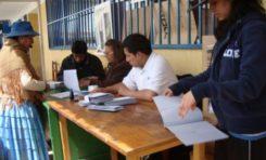 Elecciones Judiciales: este jueves sortearán a 181.844 juradas y jurados de las mesas de sufragio