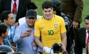 Estrellas brasileñas y la prensa internacional elogian a Lampe
