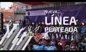 Este viernes comienzan los trabajos de construcción de la Línea Plateada del teleférico en la ciudad de El Alto