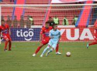Bolívar es el único líder del torneo Clausura