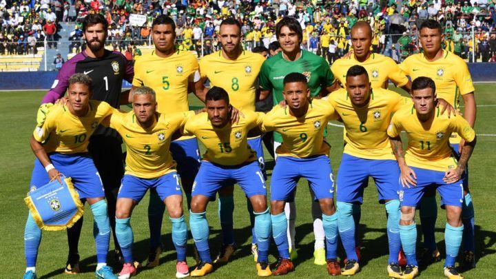 ¿Por qué Marcelo Martins posó en la foto oficial de Brasil?