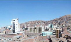 Estudio revela que en Oruro existen 892 edificios