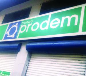Fiscalía pide cárcel para ex supervisor de operaciones de Banco Prodem por desfalco de $us 42.287