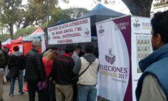El TED Chuquisaca inicia el periodo de difusión de méritos con la presentación de las y los candidatos a las Elecciones Judiciales