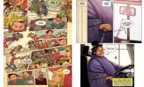 Historia sobre la primera conductora del Pumakatari gana el VI Concurso de Comic