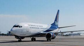 DGAC brindará informe sobre el incidente que sufrió una aeronave de BOA