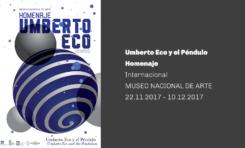 Umberto Eco: 95 carteles en homenaje al maestro de la lucidez