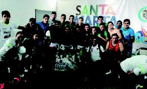 Bolivia consigue su primera victoria en Fútbol de los Juegos Bolivarianos
