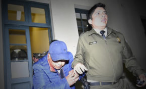Envían a prisión al padre de Juan Pari y cajera del Banco Unión