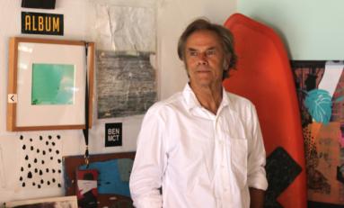 David Carson, el padre del 'diseño grunge' llega a Bolivia
