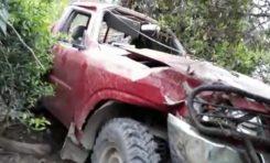 Un muerto y herido como resultado de accidentes de tránsito de vehículos de la FTC en Coroico