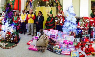 Una caravana iniciará la Navidad en La Paz este viernes