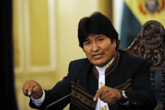 Morales pide conocer contenido de reunión Brennan-Mesa