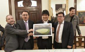 De Hernando Siles a Nacional, el estadio será remodelado