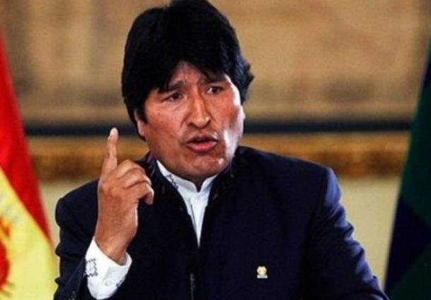 Morales pide suspender el paro médico para que se pueda iniciar el diálogo