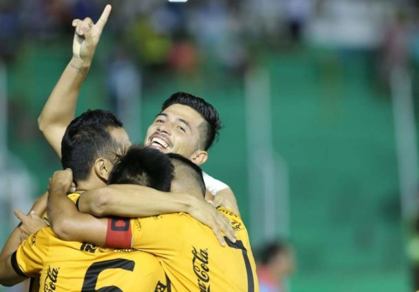 Destroyers asciende a primera división del fútbol boliviano