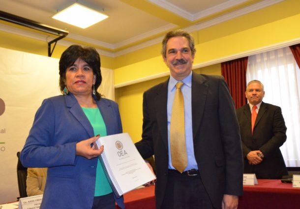 La OEA califica de confiable al padrón electoral de Bolivia en su informe final de auditoria