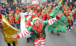 Desfile Navidad Maravillosa se realizará este sábado en el centro paceño