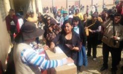 Chapetón llama a participar y controlar la elección judicial
