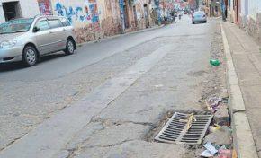 Alcaldía alista trabajos de asfaltado en tramos intervenidos en Av. del Ejército