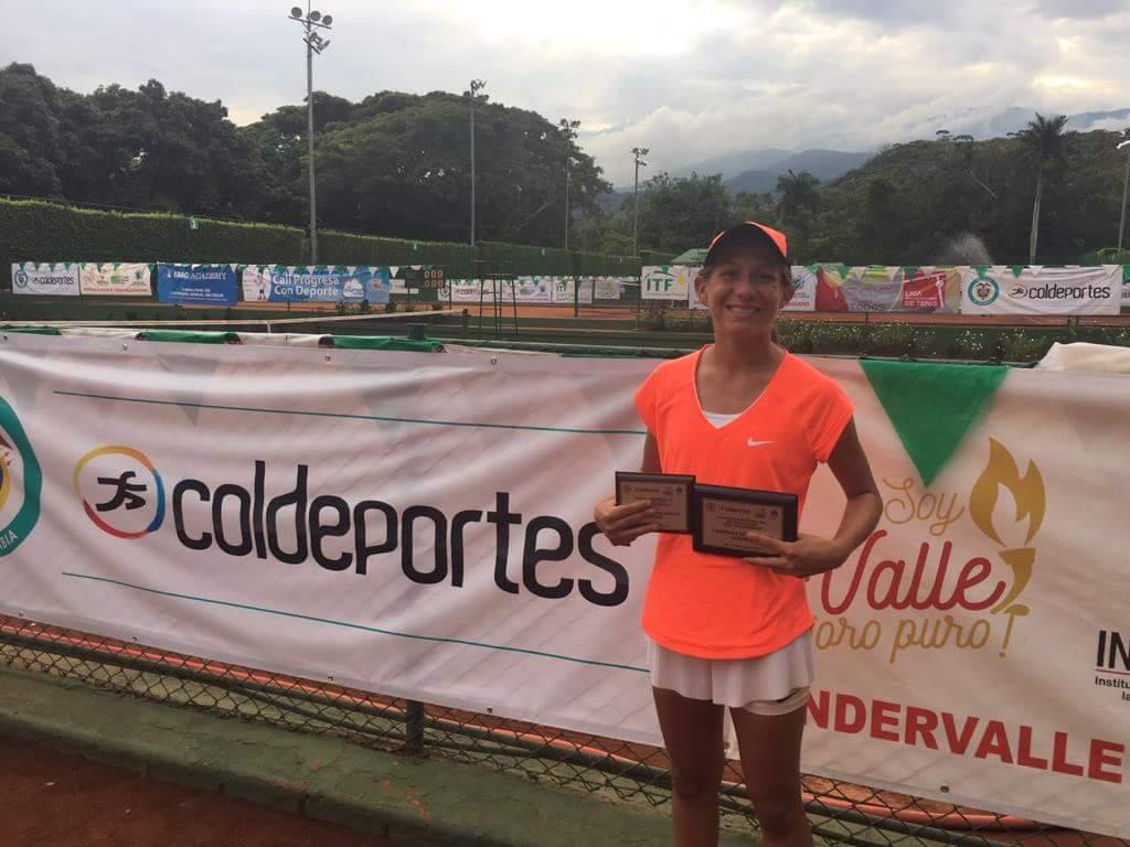 Cortés se proclama campeona en Colombia