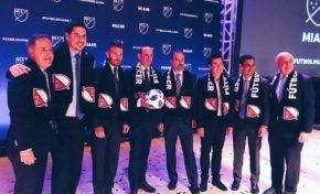 Beckham y Claure crean nuevo club en la MLS de EEUU