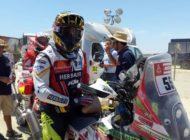 Fuentes y Nosiglia abandonan el Dakar tras sufrir accidentes