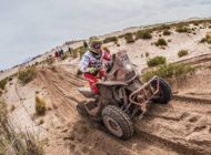 Wálter Nosiglia abandona el Dakar por problema pulmonar