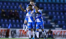 Chumacero anota su primer gol en el Puebla