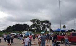 Santa Cruz cumple paro cívico en demanda del respeto al voto del 21F