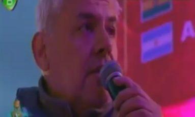 Martínez sorprende a Evo y le pide respetar los resultados del 21F